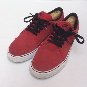 Men's Nile SB red made in Vietnam size 13